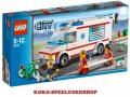 LEGO CITY AMBULANCE 4431